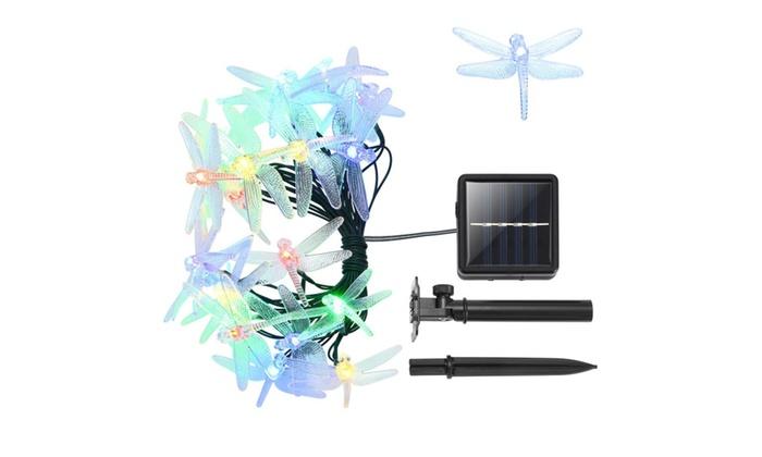 Multi Colors Dragonfly Waterpr...