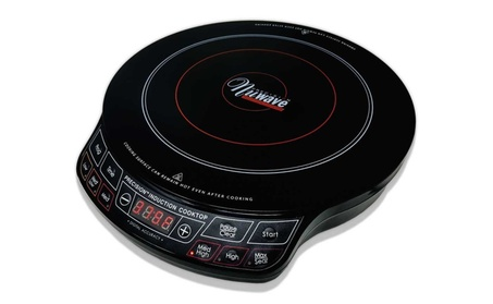 NuWave Precision Induction Cooktop photo