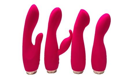 Nasty Boy Love Collection 8 Mode Silicone G-Spot Dildo Vibrator 64fdb758-5d67-4eef-9f9e-af7df3237940