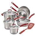 Rachel Ray 11-pc. Nonstick Cookware Set