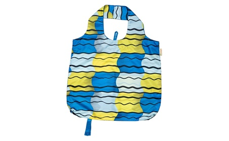 b.b.begonia A80111612 Go With The Flow Printed Reusable Shopping Bag c26e7fad-ee9d-42c0-a89f-916be374789c