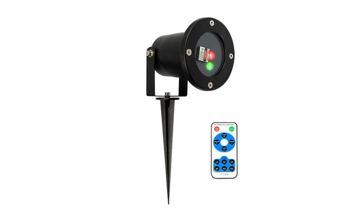 Laser Star Show IP65 Waterproof Outdoor Projector