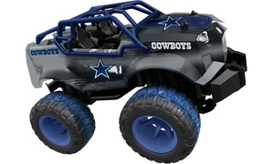 Officially Licensed NFL Remote Control Monster Trucks by DGL Group
