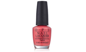 OPI Nail Polish - Deals & Discounts | Groupon