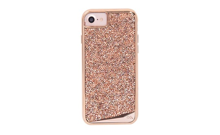 Case-Mate Brilliance Tough Case for Apple iPhone 7 - Rose Gold 8766cbe6-9a5b-48f0-b255-42fe602b412d
