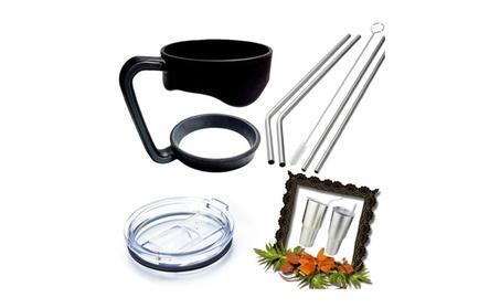 Handle Holder Lid Straw Set for Rambler Tumbler Coffee Sic Cup 29ebb6d7-de1b-42e8-a769-cef5887df7ec