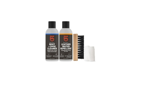 McNett Products TGMCN-36771 Revive Leather Boot Care Kit with Storage
