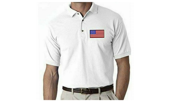 1e2105726 Usa Flag Polo Shirts - Best Picture Of Flag Imagesco.Org