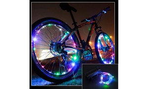 Bicycle-Wheel LED Lights (2-Pack)