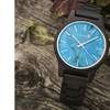 Earth Wood Unisex Watches Tuckahoe Marble-Dial Collection