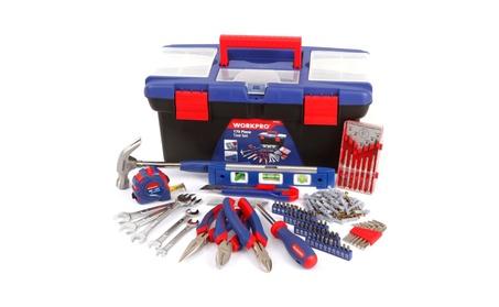 170PC Mechanic Tool Set Home Repair Kit 26529557-b8d6-4d0f-bcc2-b381914e3de8