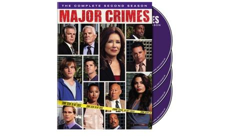 Major Crimes: The Complete Second Season (DVD) 3c2c20e4-3d60-4564-b684-3233f923b660