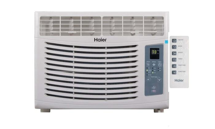 Haier Energy Star Window Air Conditioner AC Unit