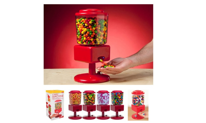 the candy machine automatic candy dispenser groupon