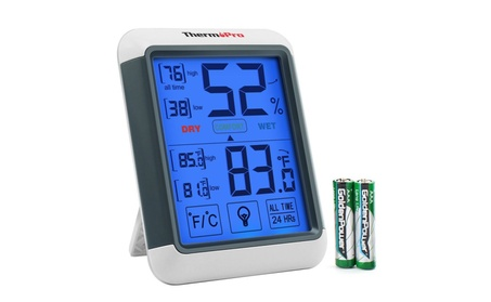 Digital Hygrometer Indoor Thermometer Humidity Gauge Humidity Monitor 9aee24a6-53f7-46c0-b652-9168c3b2b6b0