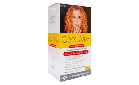 Color Oops Hair Color Remover Extra Conditioning 1 Each 2f3ee25b-10ef-4aad-8228-4fa8474c2b8a