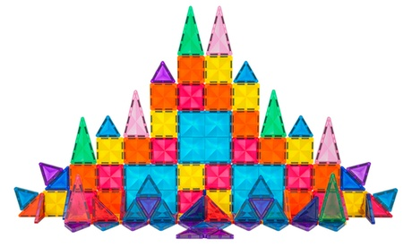 PicassoTiles 3D Magnetic Building Blocks - Mini Diamond Series