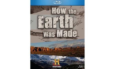 How The Earth Was Made (Blu-ray) c1404c7f-4523-4be4-858c-a61b0b23bdb3