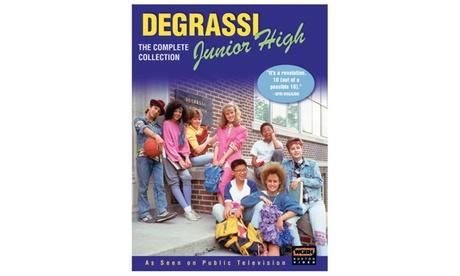 Degrassi: The Complete Junior High Series DVD ea5799bf-37d5-47e5-8356-6a1ea7718a47