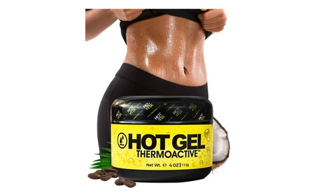 Hot Vita Thermo Active Hot Sweat Gel, 4 Ounce