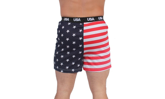 8966cc929252 Up To 55% Off on MEN S USA American Flag Patri...
