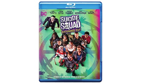 Suicide Squad (Extended Cut/Blu-ray) c9924b8a-84a2-4a74-8ab9-672cc8727347