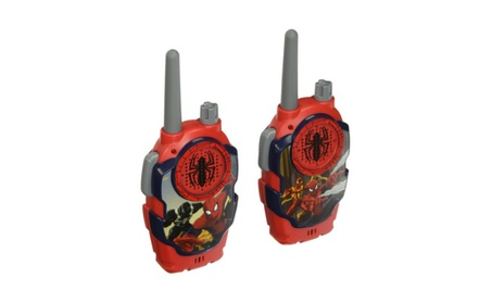 The Amazing Spiderman 2 FRS Walkie Talkies 667fb924-2076-4f9a-9682-3e5545a0c563