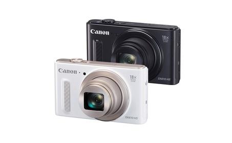 Canon PowerShot SX610 HS 18X Zoom Wi-Fi Enabled Digital Camera