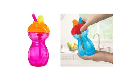 10 oz Capacity Water, Milk, Juice Cup For Baby NewBorn 060ee09f-cccd-4bc7-9d09-dcb4fbffd697