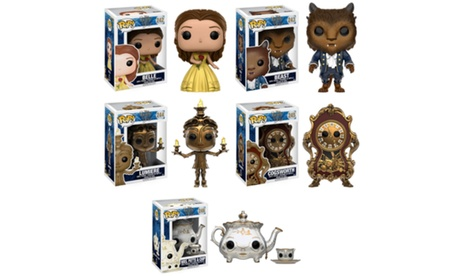 Funko Pop Disney Beauty and The Beast Live Action Figure Collectible Toy Vinyl 9e0d239b-46dd-491a-8e91-d8aacf3ff806