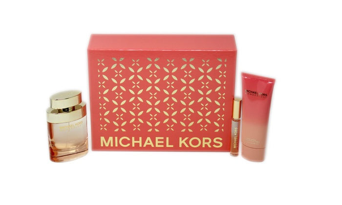 a443f0c8824e Michael Kors Wonderlust 3pc Gift Set for Women