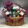 Coffee Connoisseur Gift Basket Medium