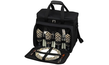 London Picnic Cooler for 4 87293417-cd7c-44ff-b814-6ac97815eaff