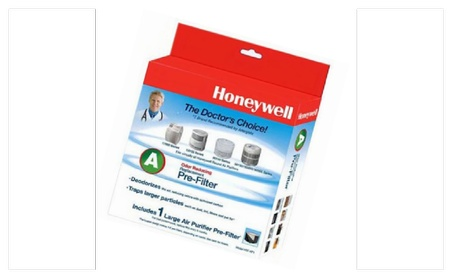 Honeywell HRF-AP1 Filter A Universal Carbon Pre-filter, Pack of 1 8790037a-06f6-4ad9-bd96-aadc6e8d7afa