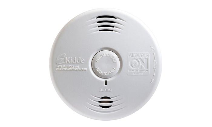 Carbon Monoxide Alarm w/Sealed Lithium Battery