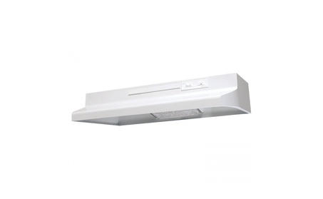 Air King America Range Hood Ductless 30In Wht AD1303 19ec3324-219c-48a7-b002-7139be0a2767
