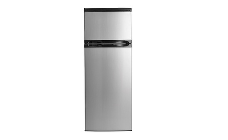Danby DPF073C1BSLDD 7.3 cu. ft. Two Door Apartment Size Refrigerator photo
