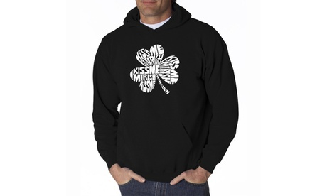 Men's Hooded Sweatshirt - KISS ME I'M IRISH 3af45c96-2293-4bb8-b837-3ec6d5d1566a
