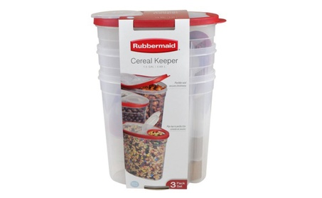Rubbermaid Cereal Keepers 6e9fcf72-0055-473d-9ac8-07cf93e4e8d0
