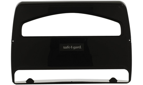 Safe-T-Gard 57748 Black Half Fold Seatcover Dispenser 94f218d1-4a44-4f14-aebe-8be7e2b2fa0f