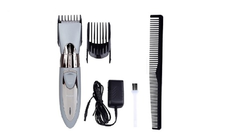 Rechargeable Waterproof Hair Clipper Beard Electric Hair Trimmer 5c06525e-fd4e-4211-8cb5-7c9f52619a04
