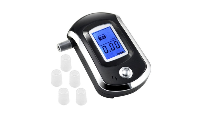 Alcohol Tester Travel & Roadway Product Hearty Portable Digital Alcohol Breath Tester Analyzer Breathalyzer At All Costs