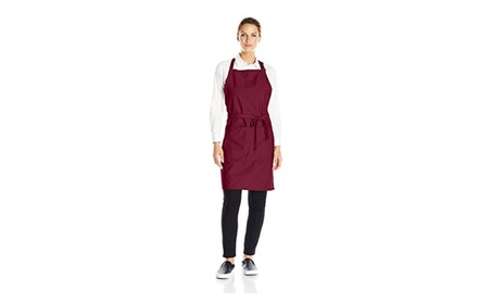 Uncommon Threads 3018-0300 Ajustable Butcher Apron 2 Section Pocket 73d6a378-8aa3-484d-afc6-fc0a1f9b5943