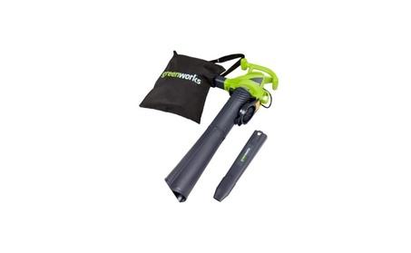 Greenworks 24022 12amp Elec Blower-VAC (Goods Patio, Lawn & Garden Garden & Yard Tools) photo