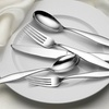 Hampton Forge Stainless Steel Flatware Set (20-, 45-, 54-, or 80-Pc.)
