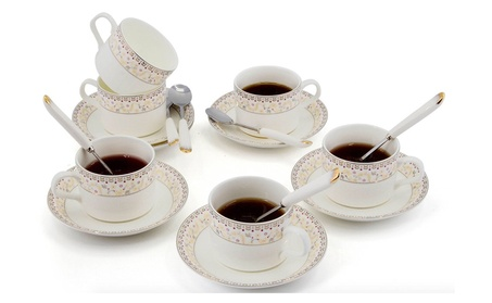 Porcelain Tea Cup and Saucer Coffee Cup Set Tc-Zscq e075247e-d5c6-44d0-a737-5d2620ecaf6c