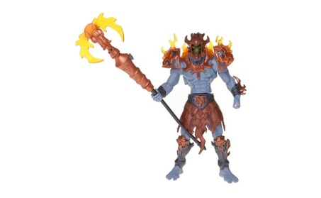 Masters of the Universe: Evil Warriors Action Figure: Fire Armor Ske 79976a55-278f-487e-bf89-b89fdd2a212b