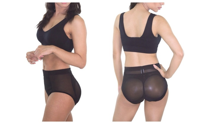 89dc582e9ba Women s Padded Panty with Silicone Buttocks ...