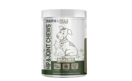 Glucosamine Chondroitin for Dogs Cats Omega 3 Supplement Vitamin Soft
