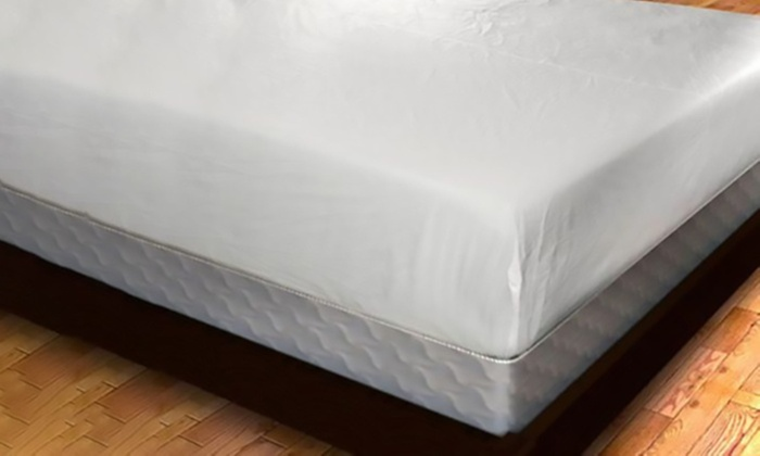 Zippered Waterproof And Bed Bug Proof Mattress Cover Groupon